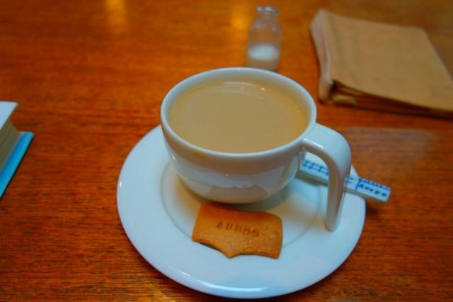 あうん堂の中川ワニコーヒー