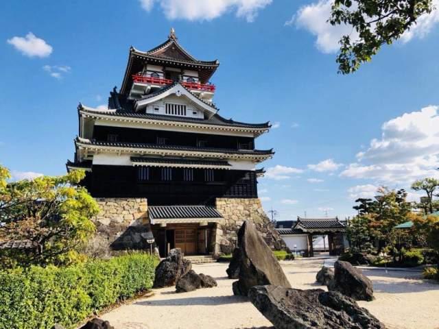 清洲城の外観