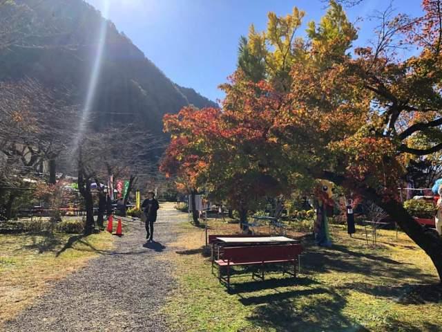 桃太郎神社で散歩