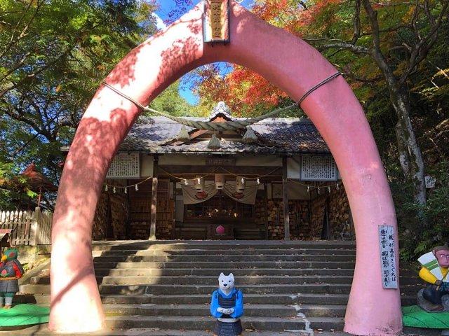 桃太郎神社の神社