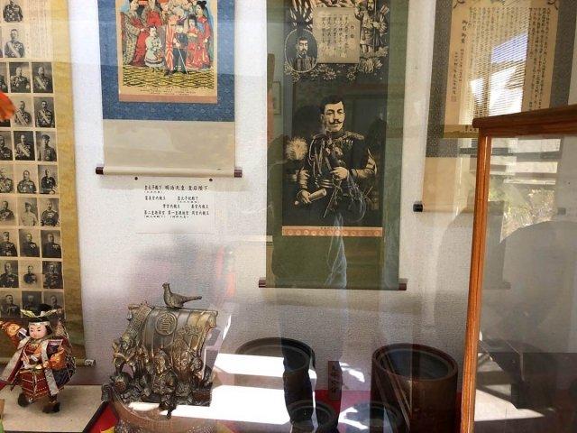 桃太郎神社の歴史資料