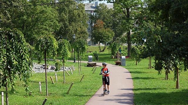 サハリンの治安と公園