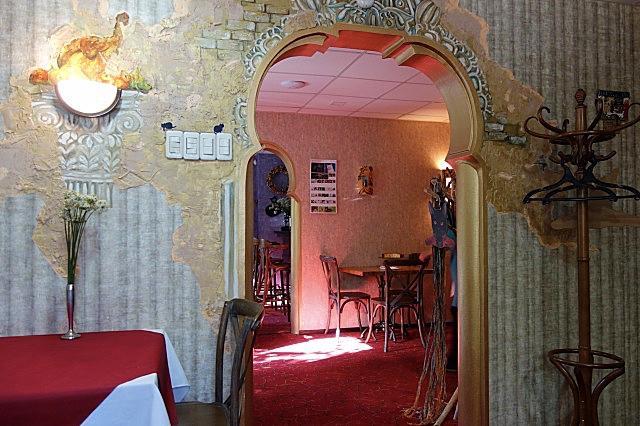 ユジノサハリンスクのレストラン