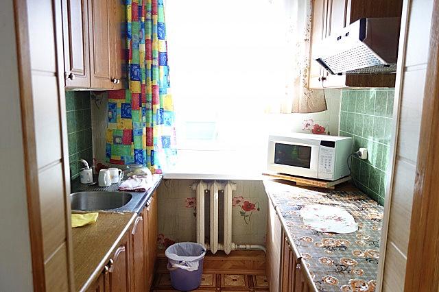 ゲストハウスキムハウスのキッチン